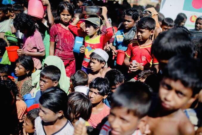 আশ্রিত রোহিঙ্গাদের যত দ্রুত সম্ভব তাদের উৎস দেশ মিয়ানমারে ফিরতে হবে