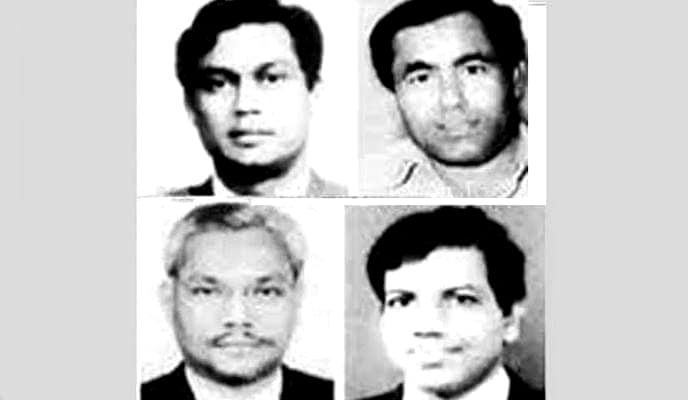 বঙ্গবন্ধুর ৪ খুনি ডালিম, মোসলেম উদ্দিন, রাশেদ ও নূর চৌধুরীর মুক্তিযোদ্ধা খেতাব স্থগিত
