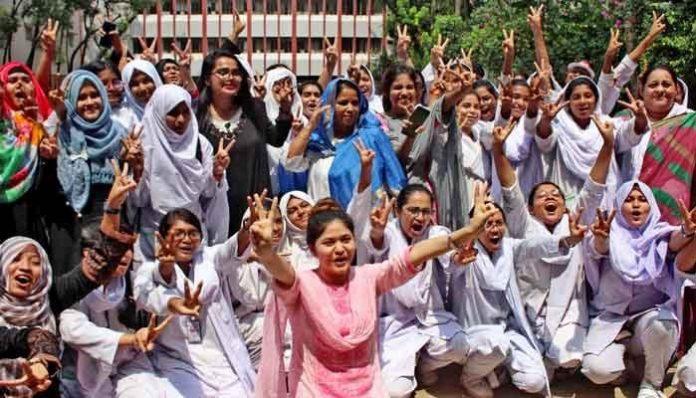 সবচেয়ে বেশি শিক্ষার্থী জিপিএ-৫ পেয়েছে ঢাকা বোর্ডে