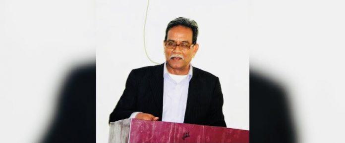 জবির ভারপ্রাপ্ত উপাচার্য কামাল উদ্দিন আহম্মেদ