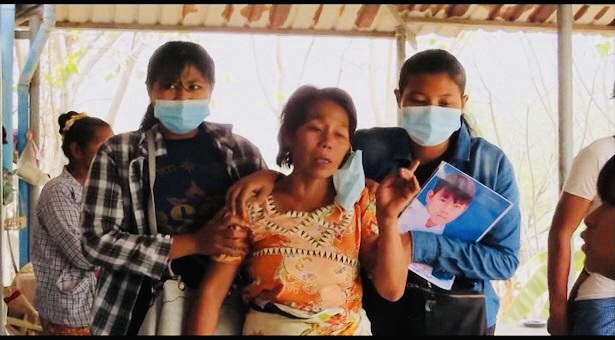 মিয়ানমার সেনাবাহিনীর হাতে এবার মারা গেল সাত বছর বয়সী এক শিশু