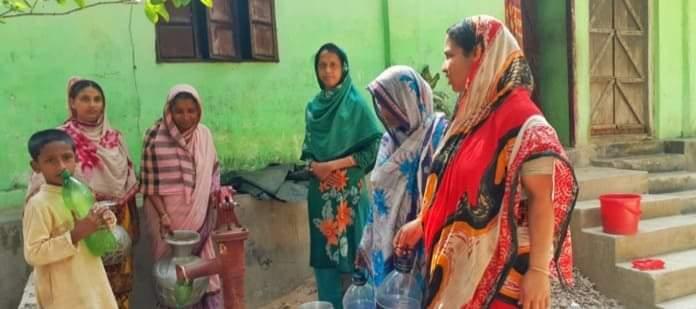 বোয়ালখালীতে বেশিরভাগ নলকূপে উঠছে না পানি, অকেজো কয়েক হাজার নলকূপ
