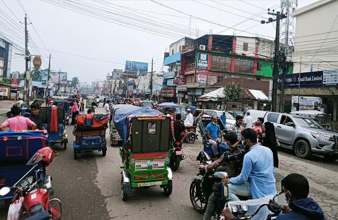 নোয়াখালীতে করোনার প্রকোপ না কমায় চলমান লকডাউন আরো এক সপ্তাহ বৃদ্ধি