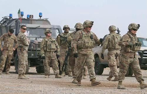 ৬৫০ জন মার্কিন সেনা আরো কিছুদিন আফগানিস্তানে অবস্থান করবে